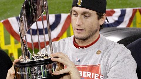 2011: David Freese, St. Louis Cardinals