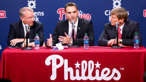Philadelphia Phillies: Stay the course