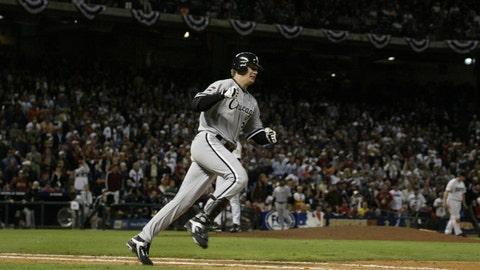 Geoff Blum, 2005 Chicago White Sox