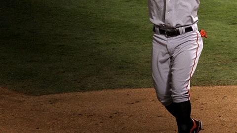 Cody Ross, 2010 San Francisco Giants