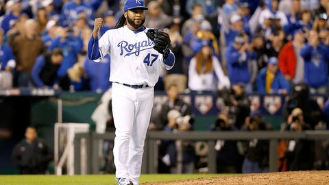 Free agency preview: RHP Johnny Cueto