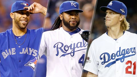 Top 10 free-agent starting pitchers