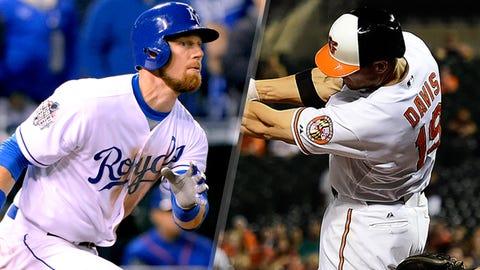 Best free-agent options among infielders/catchers