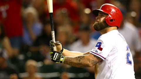 Free agency preview: 1B Mike Napoli