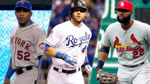 The best free-agent options among outfielders/DHs