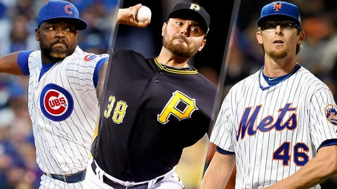 Free agency preview: Best options among relief pitchers
