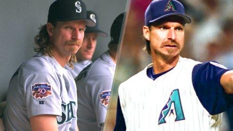 Randy Johnson: Mariners or Diamondbacks?
