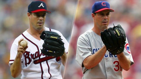 Greg Maddux: Braves or Cubs?