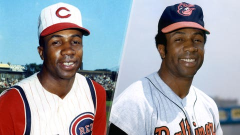 Frank Robinson: Reds or Orioles?