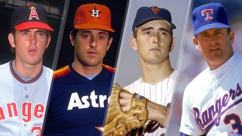 Nolan Ryan: Angels, Astros, Mets or Rangers?