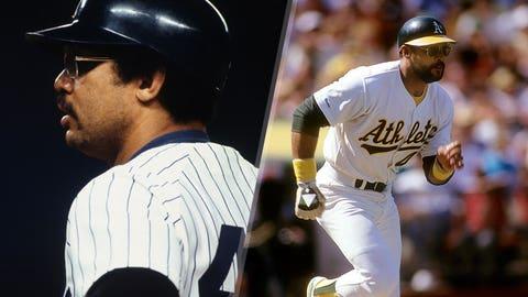 Reggie Jackson: Yankees or A's?