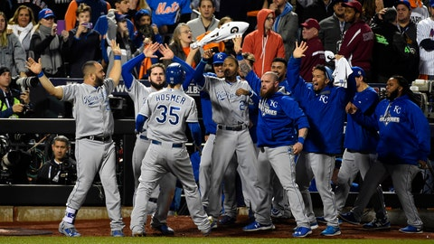 Kansas City Royals: $700 million