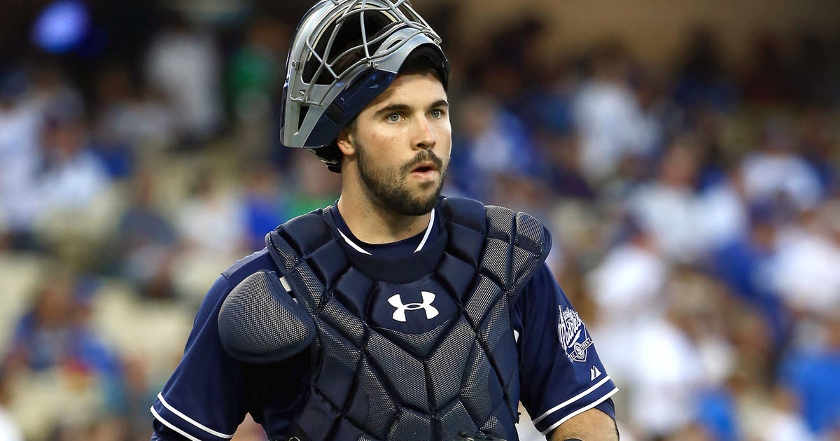 Padres Catcher Austin Hedges Painful Experience In The