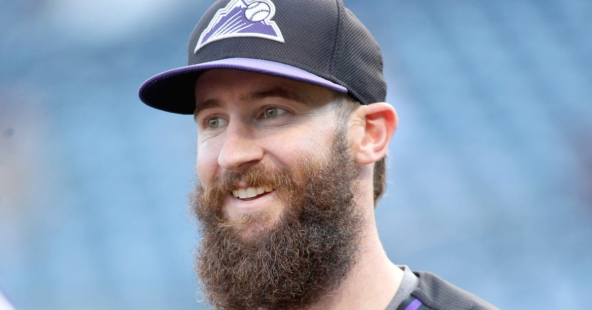 Rockies Charlie Blackmon Totally Redeems Himself With
