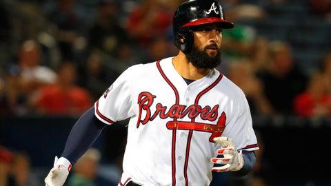 Nick Markakis, OF, Atlanta Braves