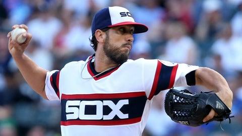 James Shields, White Sox