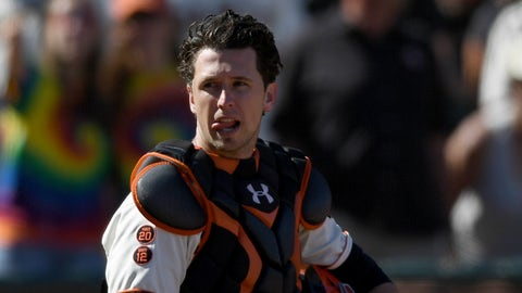 C: Buster Posey
