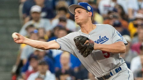 SS: Corey Seager