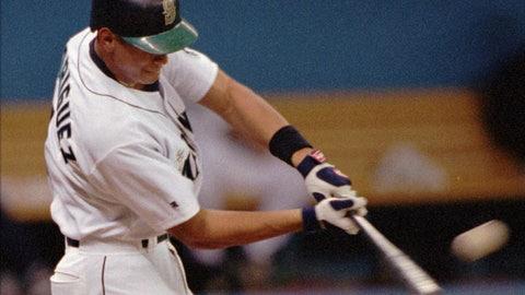 10. A-Rod's first home run