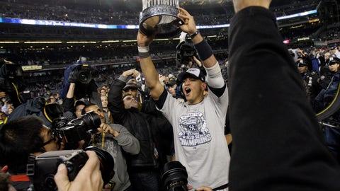 1. The 2009 World Series run