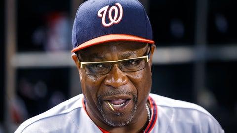 Dusty Baker -- Washington Nationals