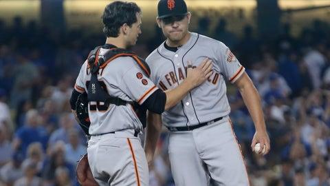San Francisco Giants - Winners