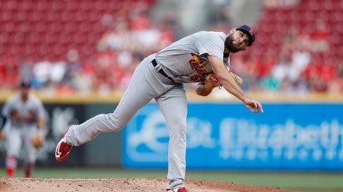 St. Louis Cardinals: Stop the rotation undulation