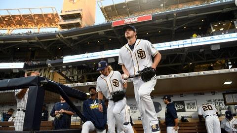 San Diego Padres: Establish quiet confidence
