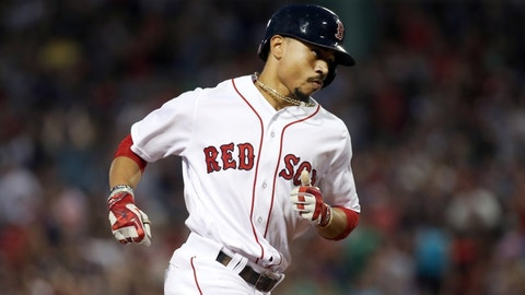 Red Sox: Mookie Betts