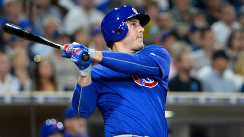 NL: Anthony Rizzo, 1B, Cubs