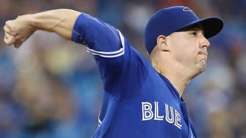 AL: Aaron Sanchez, Blue Jays