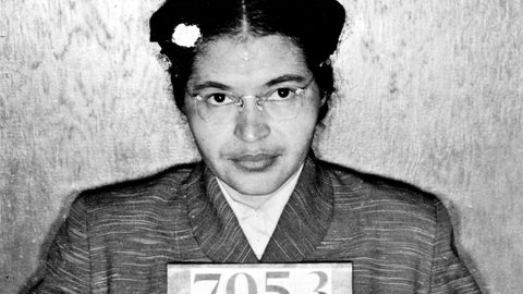Rosa Parks had not gotten on the bus