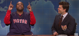 Watch SNL spoof David Ortiz's retirement plans