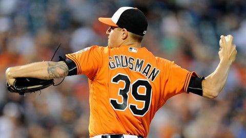 Orioles: Kevin Gausman