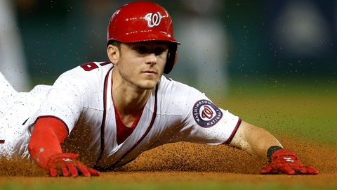 Trea Turner- 2B/OF