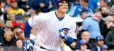 Watch Anthony Rizzo and umpire make up after Rizzo apologizes