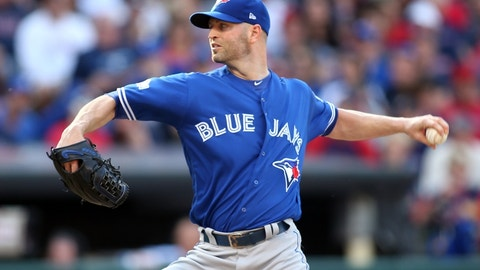 Blue Jays place RHP Sanchez on 10-day DL with blister