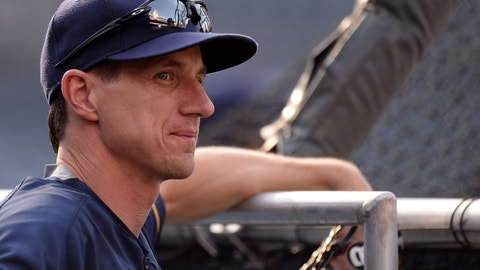 Milwaukee Brewers: Craig Counsell