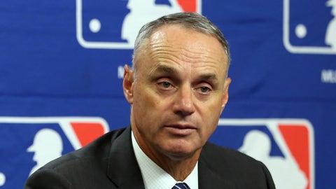 Major League Baseball pushing to change intentional walks, raise strike zone