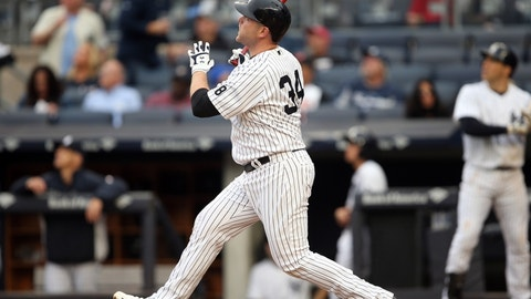 Astros acquire Brian McCann from Yankees