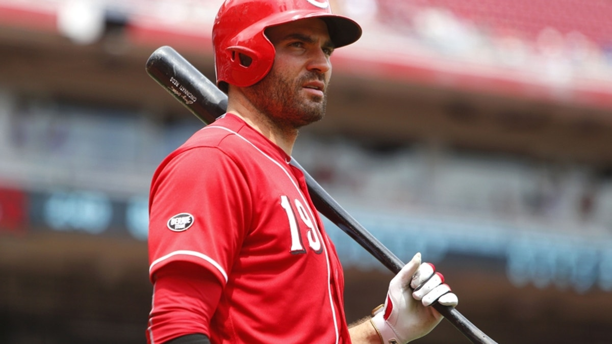 Joey Votto and the Cincinnati Reds have a great matchup against the Phillies.