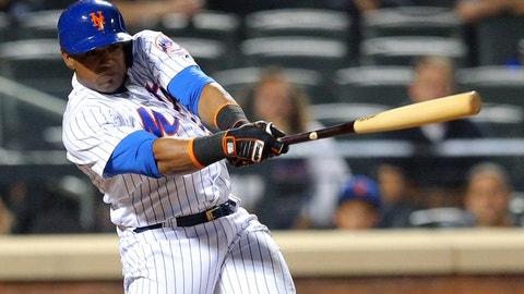 Mets: Yoenis Cespedes