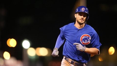 MLB All-points bulletin: Kris Bryant