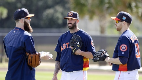Astros: Will they get a starting pitcher?