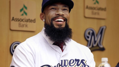 Eric Thames – Brewers – OF