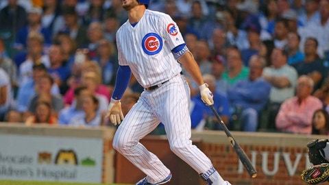 Cubs: Kris Bryant
