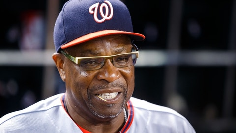 Washington Nationals: Dusty Baker