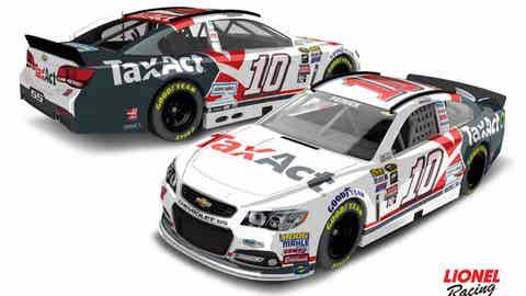 2016 paint schemes: Stewart-Haas Racing