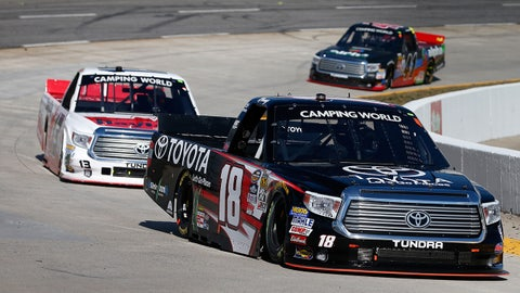 Camping World Truck Series practice