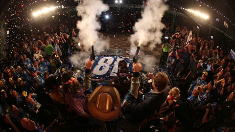 With Texas changes, 6-time winner not even a NASCAR favorite